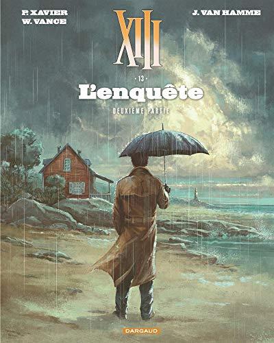 XIII - Nouvelle collection - tome 13 - L'Enquête - suite par Van Hamme Jean