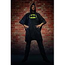 DC Comics PP4418DC - Poncho de Batman, unisex, talla única