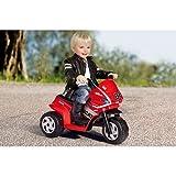 Peg Perego igmd0004–Motorrad elektrische 6V, 3Rollen