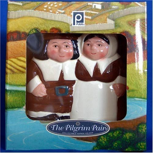 the-pilgrim-pair-collectible-thanksgiving-napkin-holder-by-publix