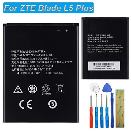 E-yiiviil Li3821T43P3h745741 - Batería Repuesto Compatible