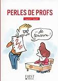 Telecharger Livres Perles de profs (PDF,EPUB,MOBI) gratuits en Francaise