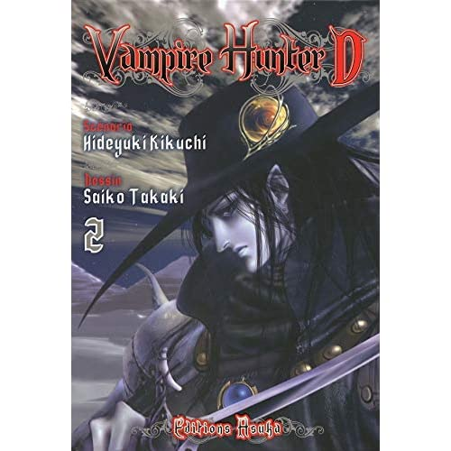 Vampire Hunter D., Tome 2 :