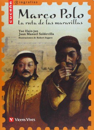 Marco Polo (biografias) (Colección Cucaña Biografías) - 9788431671730 por Yue Hain-jun