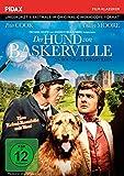Der Hund von Baskerville (The Hound of the Baskervilles) / Originelle Krimi-Komödie um den Meisterdetektiv mit dem Komiker-Duo Peter Cook und Dudley Moore (Pidax Film-Klassiker)