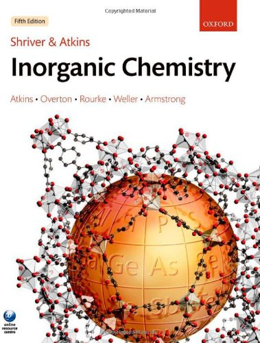Shriver and Atkins' Inorganic Chemistry