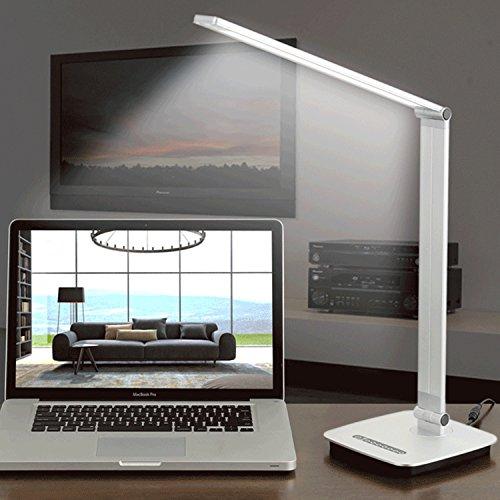 LLYY-Lampade di alluminio LED intelligente luce occhio sensibile dell'occhio guardia
