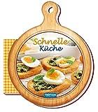 Geschenk-Kochbuch 'Schnelle Küche': 13 x 16 cm