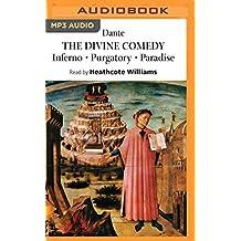 The Divine Comedy: Inferno-purgatory-paradise
