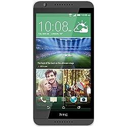 HTC Desire 820 Smartphone débloqué 4G (Ecran : 5,5 pouces - 16 Go - Simple SIM - Android 4.4 KitKat) Gris