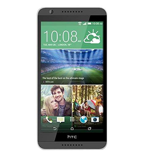 """HTC Desire 820 - Smartphone de 5.5"""" (Qualcomm Snapdragon 615 MSM8939 QuadCore a 1.5 GHz, 2 GB de RAM, 16 GB, Android 4.4 KitKat) color gris mate"""
