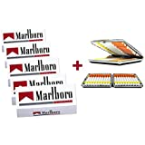 1.000Filtro Rosso Marlboro, + SCELTA: sigarette Box o Etui, Astuccio