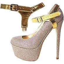 Correas para Zapatos Removibles - Para sujetar zapatos de taco alto flojos