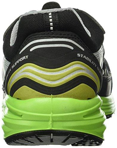 Virgo U & D Basse Chaussure S1p Esd - Src Noir-vert