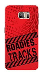 Roadies Hard Case Mobile Cover for Samsung Galaxy S7