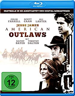 American Outlaws - Jesse James (Uncut Kinofassung in HD neu abgetastet) [Blu-ray]
