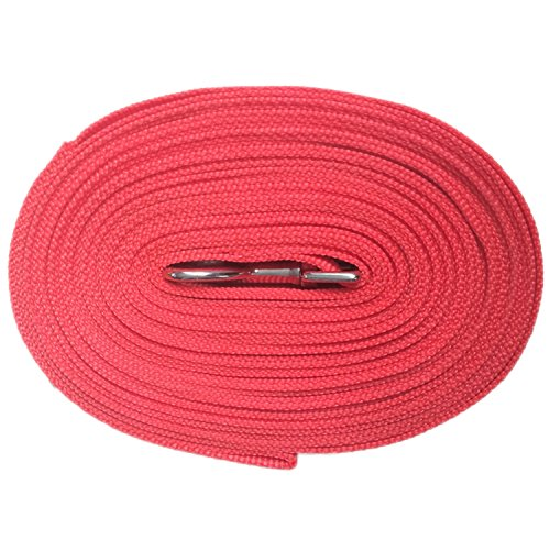 Dog-Cotton-Web-Long-Training-Leashes-Pet-Durable-Lead-with-Zinc-Alloy-Buckle-Length-328-ft-Red