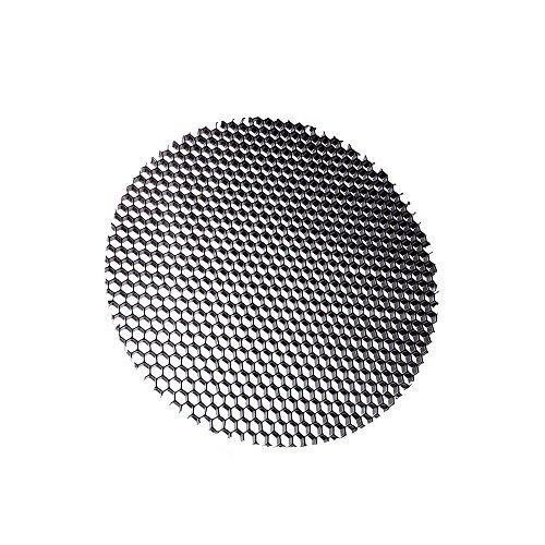 Zubehör für MODULAR SYSTEM COB Waben Filter, 3 mm, schwarz - System 3 Modulare De-filter