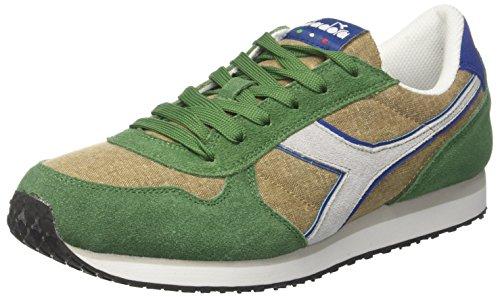 Multicolore 40 EU Diadora K Run C II Sneaker Uomo Beige Incensoverde 5s8