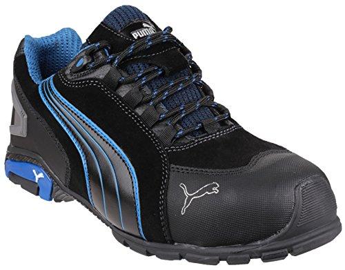 Puma 642750-256-43Rio Sicherheitsschuhe Low S3SRC Größe 43schwarz (Nike Sport Plus Sehen)