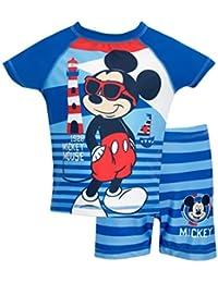 Mickey Mouse - Maillot de bain deux pièces - Disney Mickey Mouse - Garçon