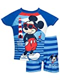 Disney Mickey Mouse Jungen Mickey Mouse Zweiteiliger Badeanzug 104