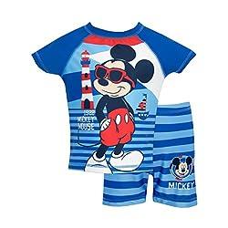 Mickey Mouse Ba ador de dos...