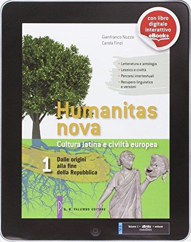 Humanitas nova. Per i Licei. Con e-book. Con espansione online: 1