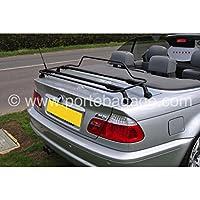 BMW E46 serie 3 decappottabile cabriolet bagagli boot rack, Porta bici, colore: nero, motivo: splendidi Italian made