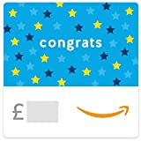 Congrats (Stars) -  Amazon.co.uk eGift Voucher