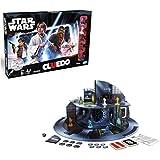 Hasbro Clue Game: Star Wars Edition Niños y adultos Juego de rol - Juego de tablero (Juego de rol, Niños y adultos, Niño/niña, 8 año(s), 40 pieza(s), Interior)