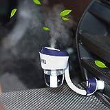 50ml tragbar Auto Luftbefeuchter Air reinigen KFZ-Ladegerät Aroma Aromatherapie Mist Diffuser