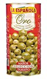 Grüne Oliven mit Sardellen von La Española, Rellenas de Anchoa