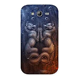 Guardians Of Hell Back Case Cover for Galaxy Grand Neo Plus
