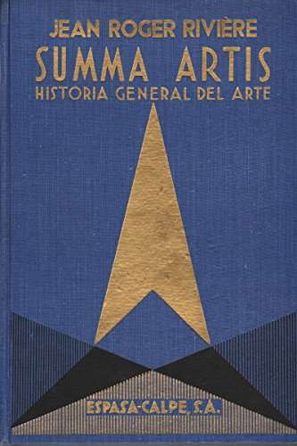 SUMMA ARTIS. HISTORIA GENERAL DEL ARTE. VOL. XIX . EL ARTE DE LA INDIA.