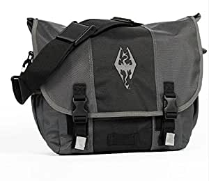Shacos® The Elder Scrolls V Imperial Dragon Symbol Cosplay Messenger Bag