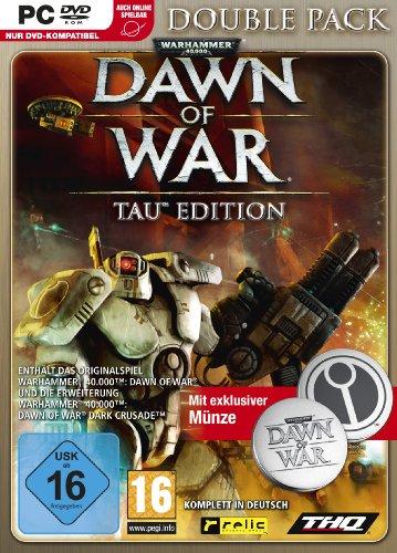Preisvergleich Produktbild Warhammer 40, 000: Dawn of War - Double Pack -Tau Edition