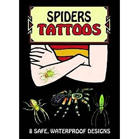 Spiders Tattoos - Spider Tattoo