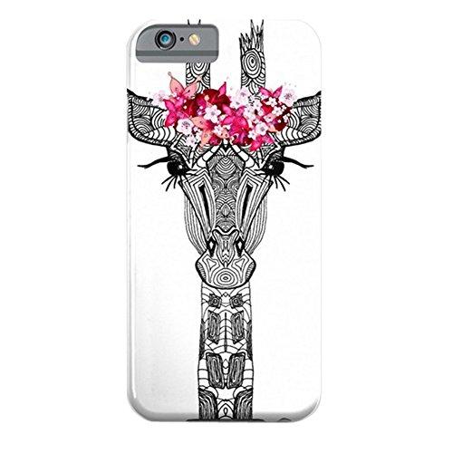 Cover iPhone 6s,TPU Gel Silicone Protettivo Skin Custodia Protettiva Shell Case Cover Per Apple iPhone 6 6S flower girl