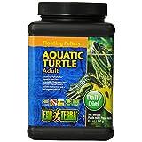 Exo Terra Pellets voor volwassen waterschildpadden, 250 g