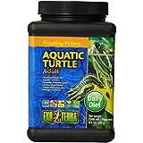 Exoterra Granulés Flottants pour Tortues Aquatiques Adultes 250 g