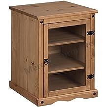 Amazon meuble hifi bois