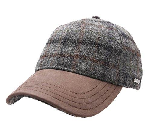 stetson-cappellino-baseball-uomo-california-wool-size-xl