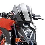 Windschild Puig KTM 1290 Super Duke/ R 14-16 rauchgrau