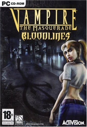 Vampire - the Masquerade - Bloodlines