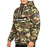 ellesse Jacke Herren Mont 2 OH Jacket Camouflage Camo Print, Größe:XL