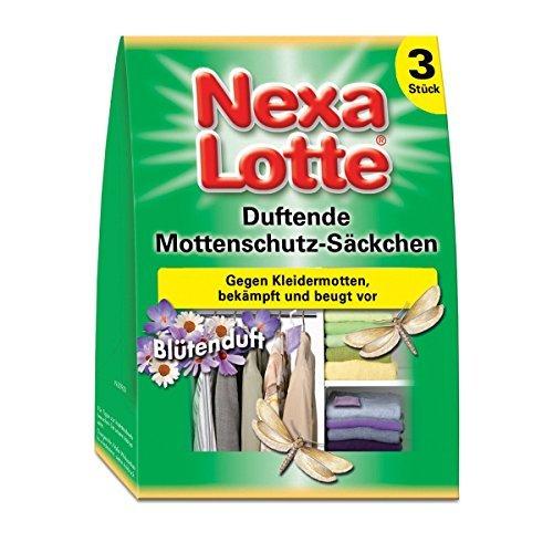 Nexa Lotte Duftende Mottenschutz-Säckchen