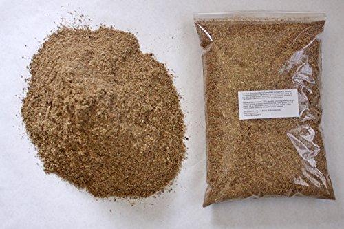 Polvo de Esfagno Chileno 160 gr, Sustrato Natural en Polvo, Sustrato para Bonsai y Orquídeas