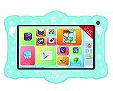 LEXIBOOK mfc145de1y–Tablet con Frozen schuth uelle, Neon 7, Verde Fluorescente
