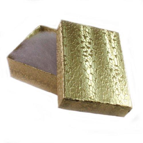 100-x-tarjeta-de-textura-dorado-lampara-de-techo-joyas-cajas-regalo-con-decoracion-con-funda-de-algo